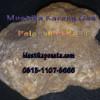 Batu mustika pantai selatan ( Mustika Karang Goa )