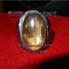 Batu Mustika Kantil Emas