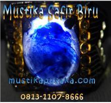 Penampakah Khodam Mustika Safir Biru Rojonogo
