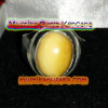 Batu Pamor Kuning Surya Kencana