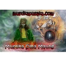 Batu Mustika Khodam Sima Maung