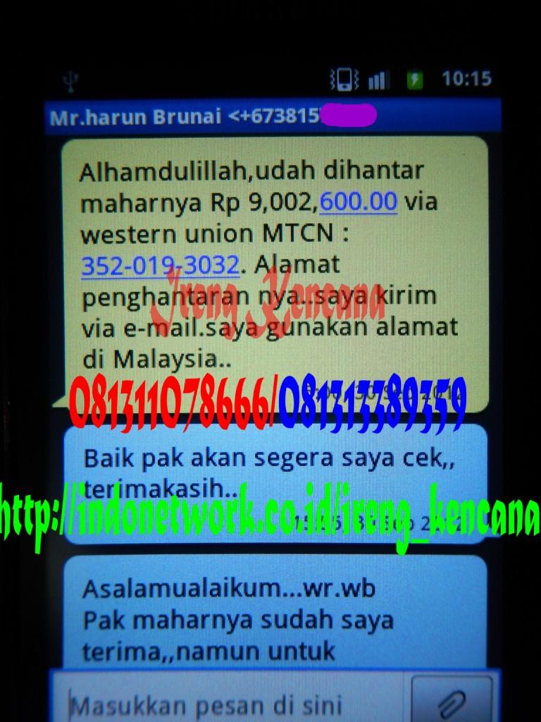 Pelanggan Brunei