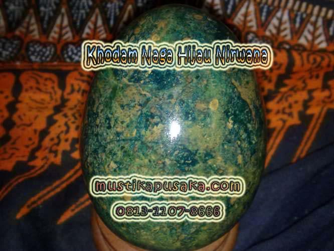 naga hijau nirwana