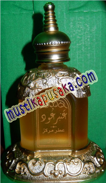 Minyak asli Arab