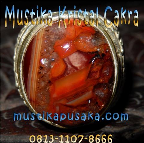 Mustika Cristal Cakra