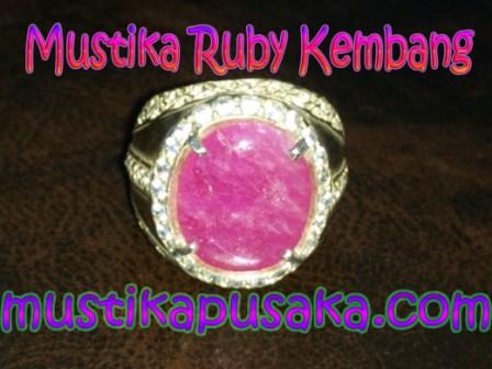 Mustika Ruby Kembang