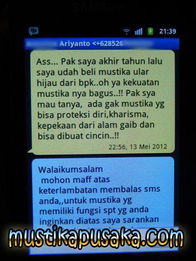 Ariyanto Mustika Ular