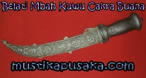 Belati Pusaka Cirebon