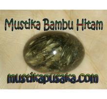 Batu Bambu Hitam ( Mustika Bambu Hideung)
