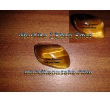 Batu Mustika Lebah Emas