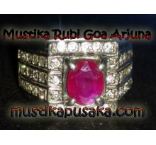 Mustika Rubi Delima Goa Arjuna