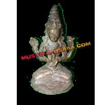 Pusaka Arca Dewi Saraswati