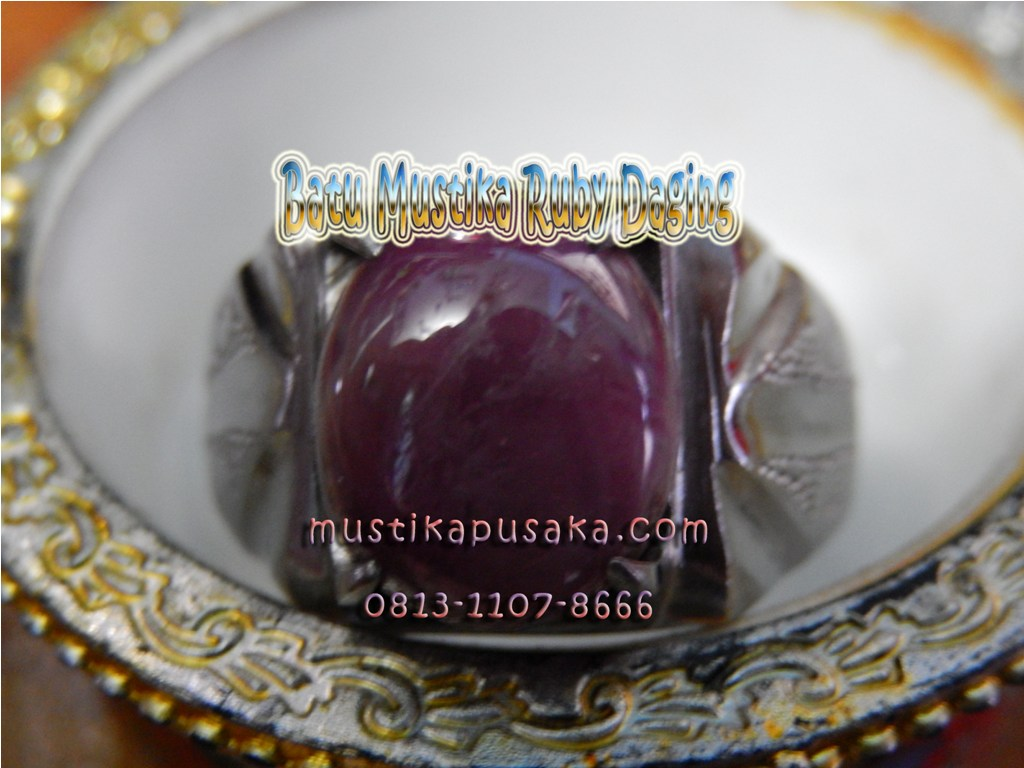 Mustika Ruby Daging