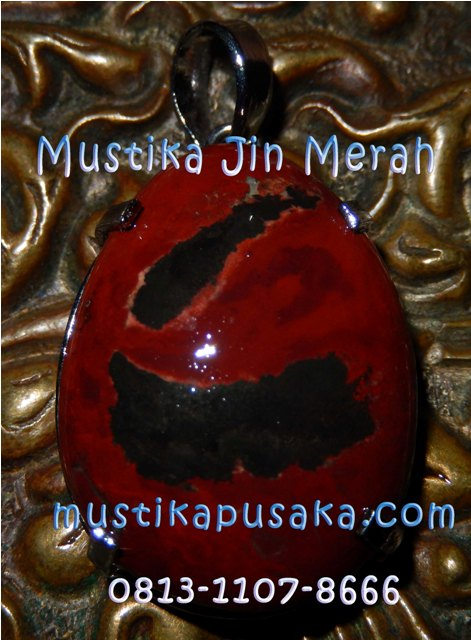 Batu Jin Merah