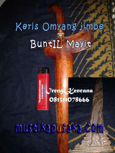 Omyang Jimbe Buntil Mayit