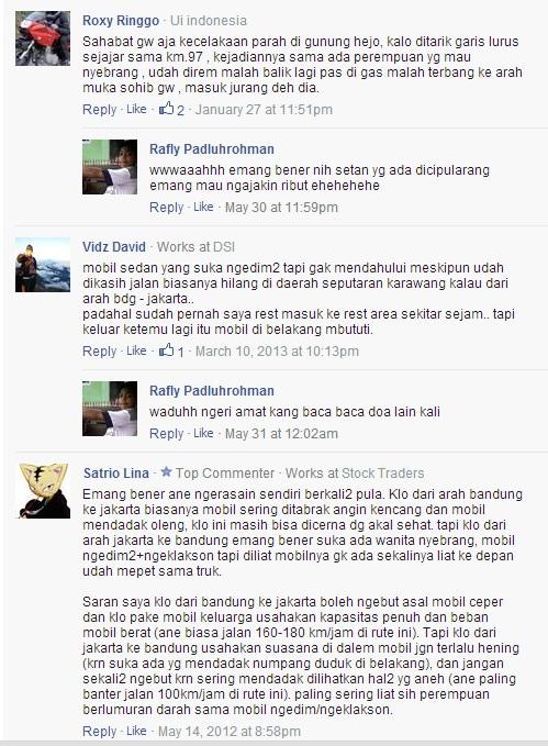 Kesaksian FB