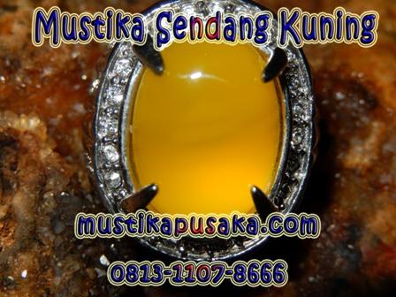 Mustika Sendang Kuning