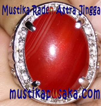 Mustika Raden Astra Jingga
