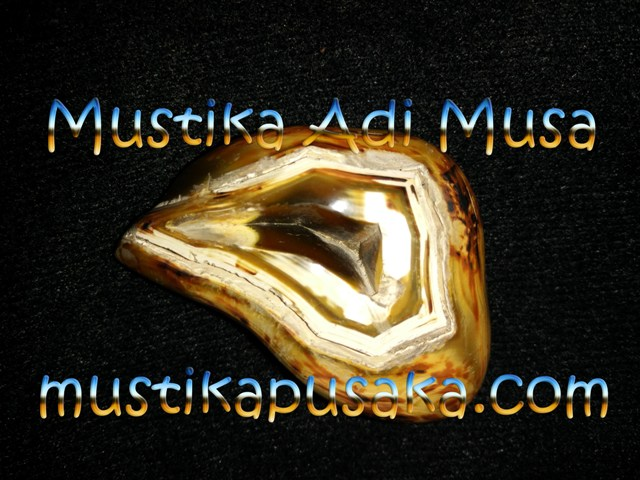 Batu Mustia Alam Gaib