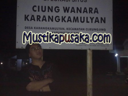 Di Situs Ciung Wanara